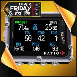 iX3M [Gps] Tech+ [BLACK FRIDAY]