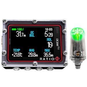 iX3M [Pro] | Dive Computer